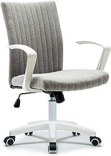 Las sillas de Escritorio Silla giratoria, Estudiante de informática Silla giratoria Respaldo Silla de recepción de elevación Oficina Jefe Silla giratoria Silla de Rodillas