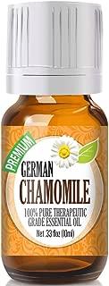 German Chamomile Essential Oil - 100% Pure Therapeutic Grade German Chamomile Oil - 10ml