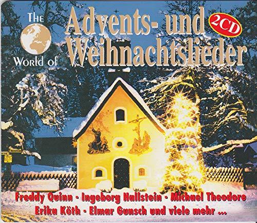 AdventsIieder & WeihnachtsIieder (inkl. Gloria der Engel auf den Feldern)