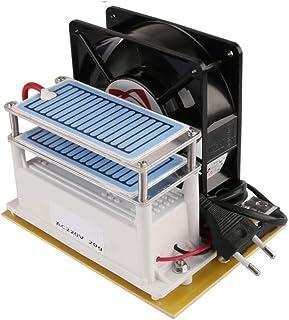 XEOLEO Generador de ozono 10g con Ventilador purificador de Aire para habitación Ozone desinfección máquina electrostática purificadores de Aire