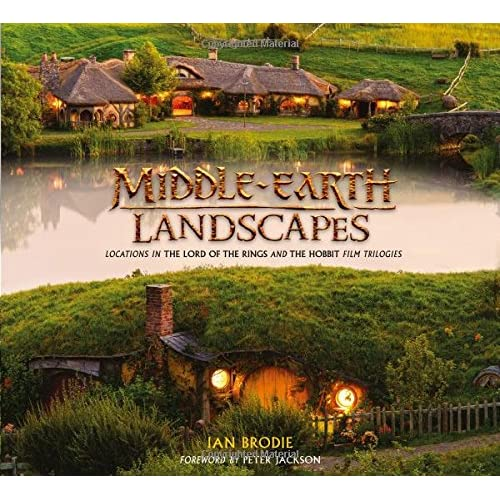 Middle Earth Landscapes Locations In The Lord Of The Rings