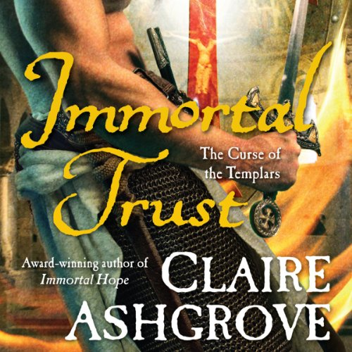 Immortal Trust audiobook cover art