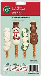 Best white snowflake pretzels Reviews