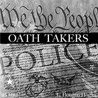 Oath Takers audiobook cover art