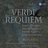 Verdi: Messa da Requiem by Angela Gheorghiu (2001-11-20)