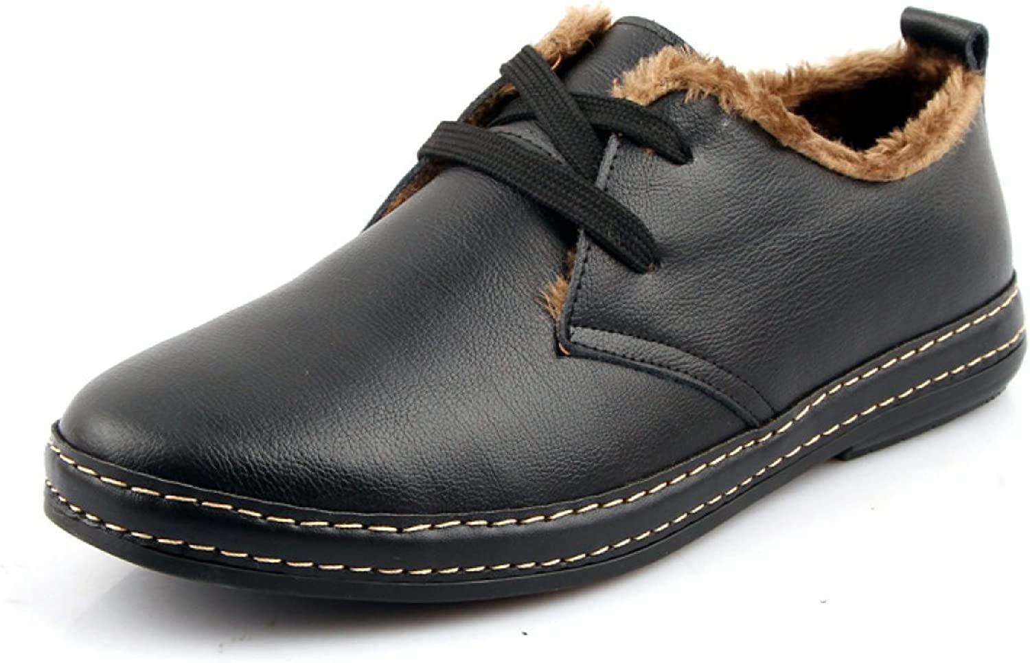 Spring And Autumn Winter Leisure Wild Men's shoes Leather shoes Men's shoes