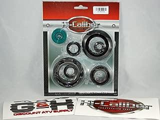 OEM QUALITY 1987-2006 Yamaha YFZ 350 Banshee Complete Engine Motor Oil Seal Kit