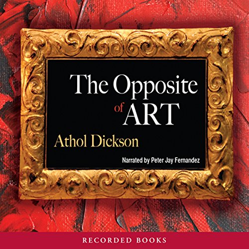 The Opposite of Art audiobook cover art