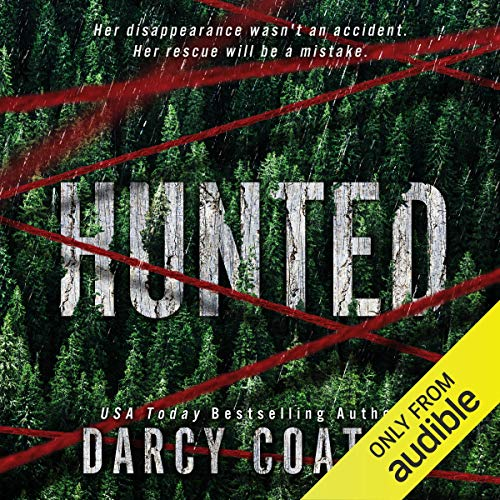 Hunted Audiobook By Darcy Coates cover art