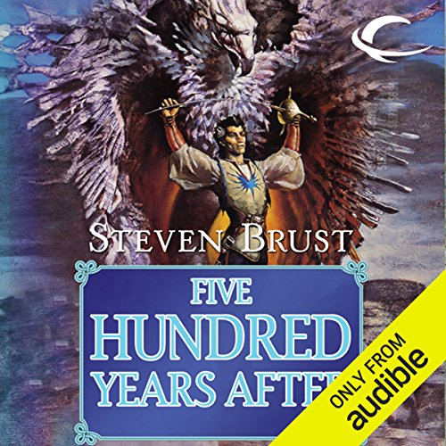 Five Hundred Years After audiobook cover art