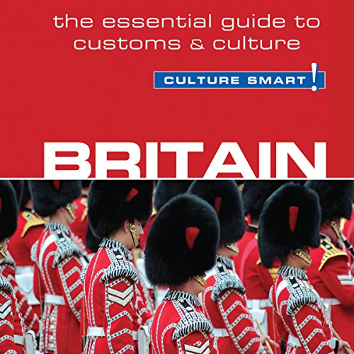 Britain - Culture Smart! audiobook cover art