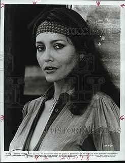 Historic Images - 1982 Press Photo Actress Barbara Carrera Stars in Lone Wolf McQuade