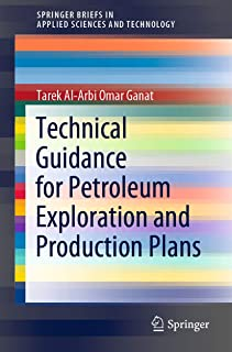 Technical Guidance for Petroleum Exploration and Production Plans