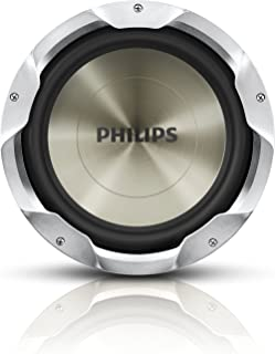 """PHILIPS CSP1000 10"""" 250W RMS SVC BASS BOOST SUBWOOFER CAR SUB AUDIO"""