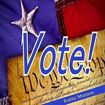 Vote! (feat. Art Munson)