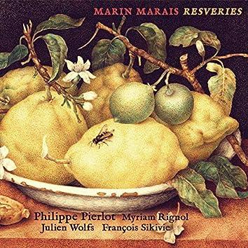Marin Marais: Resveries