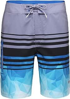 Men's Quick Dry Swim Trunks 4-Way Stretch Performance Beach Surfing Board Shorts