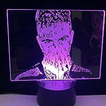 LED Nachtlampen,999 huilende baby's hebben geen ijdelheid anime led lichten, en hou van alle ontwerp 3D DIY Neon nachtlamp...