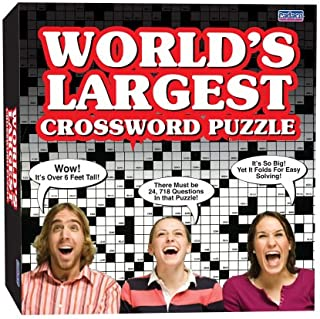 IDEAL World's Largest Crossword Puzzle