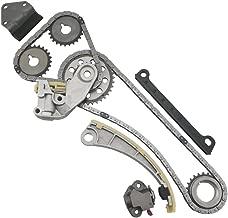 MOCA Timing Chain Set for 2009-1996 Suzuki Vitara SX4 Esteem & Chevrolet Tracker 1.8L 2.0L 2.3L G18K J18A J20A J23A