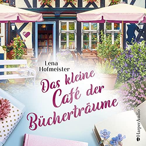 Das kleine Café der Bücherträume Titelbild