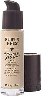Burt's Bees Goodness Glows Liquid Foundation, 30 ml, Ivory