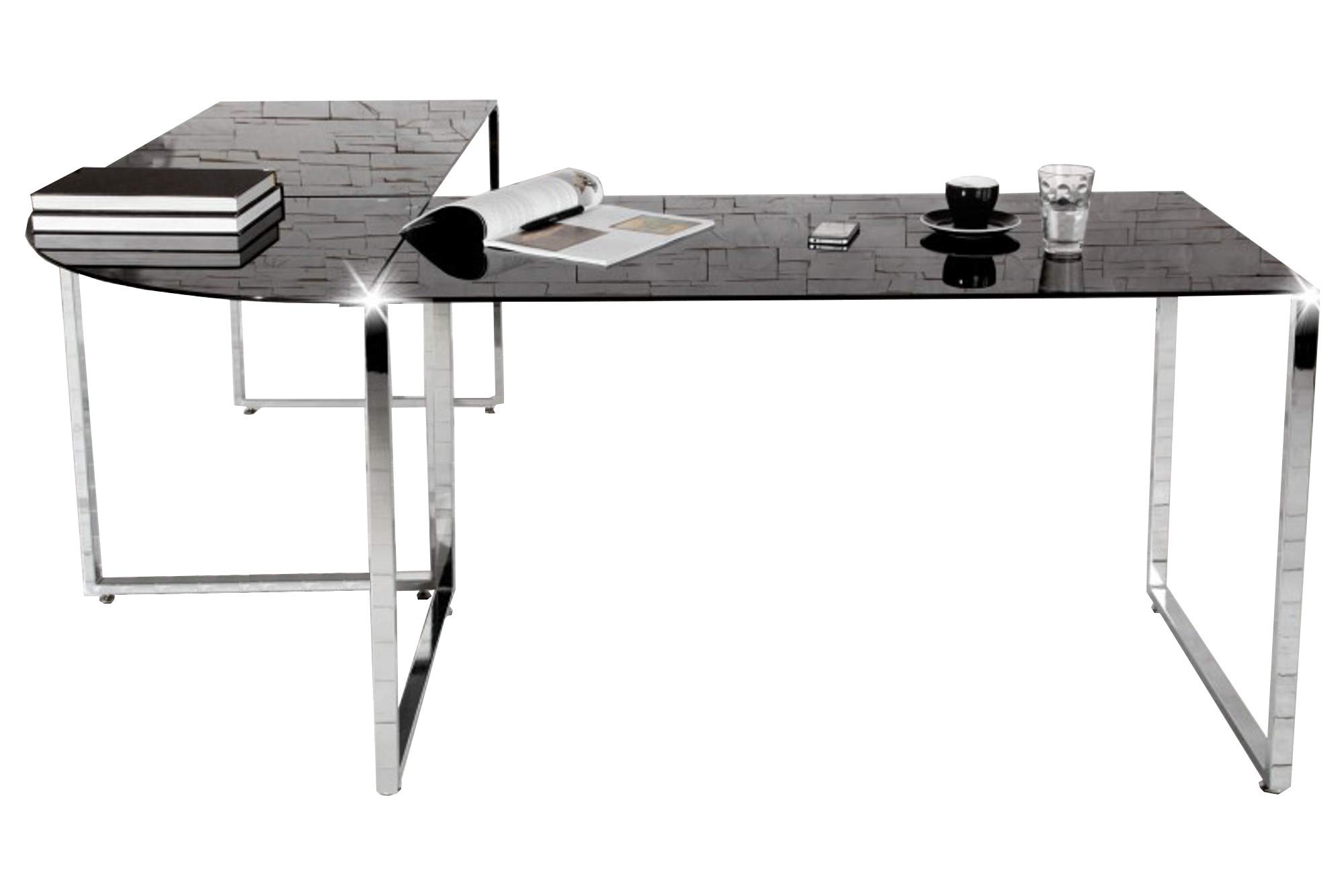 Glass Desk Office Ideas from m.media-amazon.com