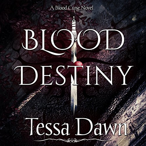 Blood Destiny: Blood Curse Series book 1 cover art