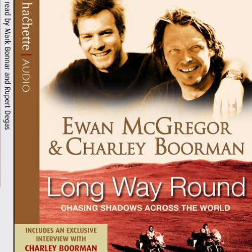 Long Way Round cover art