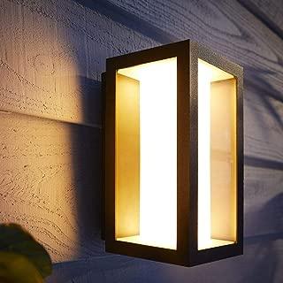 Philips Outdoor Mural Mur Extérieur Lampe Lanterne Jardin Terrasse Lampe Neuf