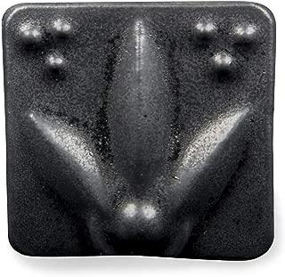 AMACO Lead-Free Satin Matte Glazes - Pint - SM-1 - Black - 9735541 A