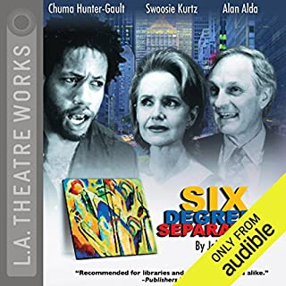 Six Degrees of Separation audiobook cover art