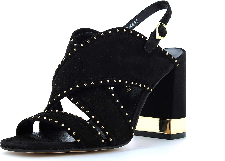 BRUNO PREMI shoes women sandals with heel BW2102P BLACK size 37 Black