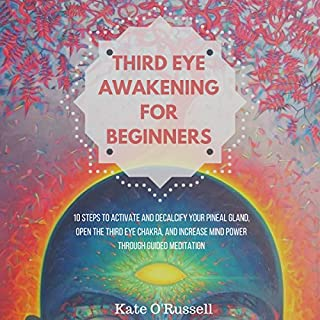 Third Eye Awakening for Beginners cover art