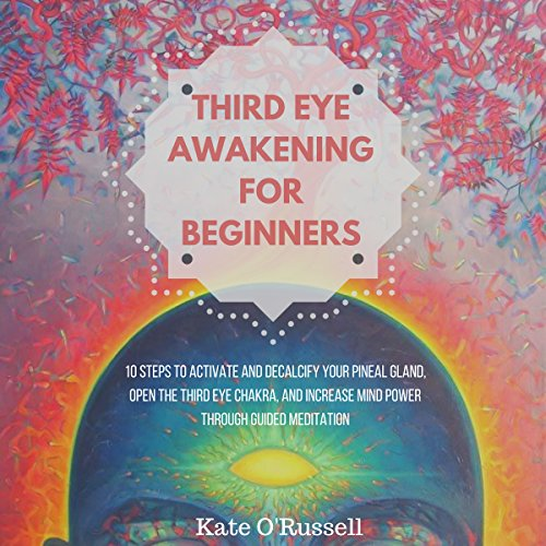 Third Eye Awakening for Beginners Titelbild