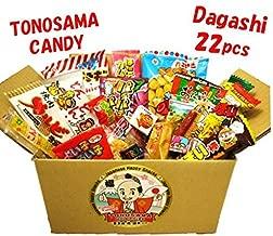 Japanese candy assortment 22pcs , full of dagashi.