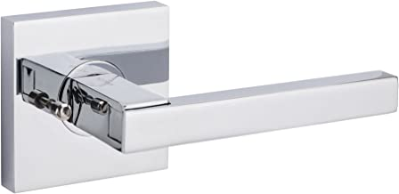 AVALON 0570 - Contemporary / Modern Door Handles / Levers (Privacy / Passage) - Polished Chrome Finish