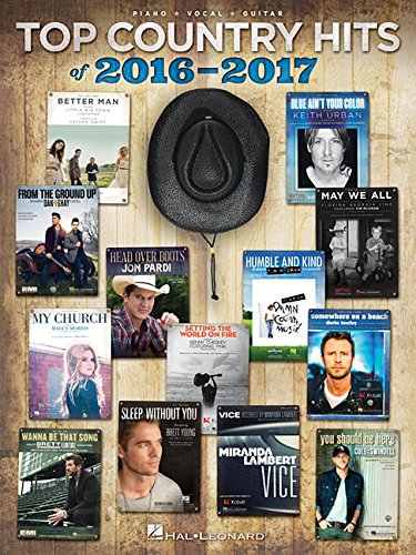 Top Country Hits of 2016-2017