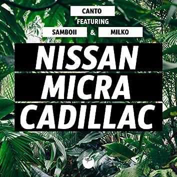 Nissan Micra Cadillac