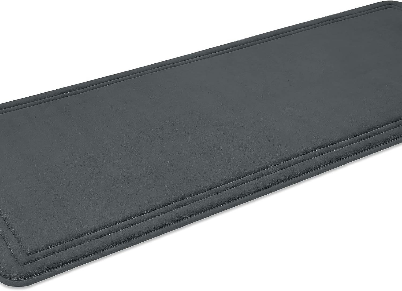 Ultra-Cheap Deals ITSOFT Memory Foam Bath Mat Non Super Cozy Slip Absorbent Recommended Velvet