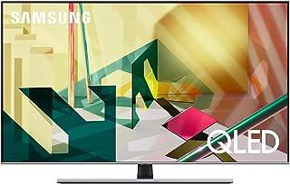 "Samsung TV QE65Q74TATXZT Serie Q70T Modello Q74T QLED Smart TV 65"", con Alexa integrata, Ultra HD 4K, Wi-Fi, Nero, 2020, E..."
