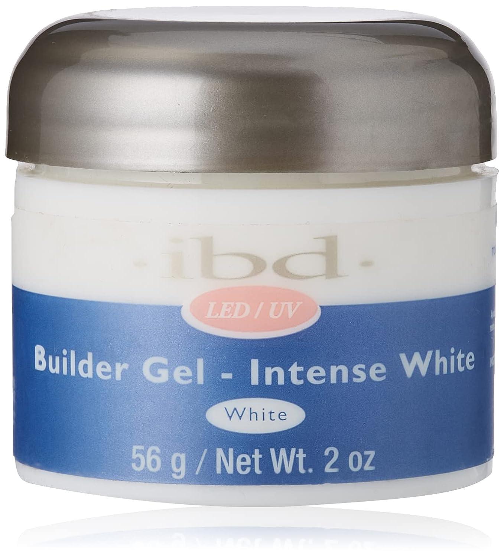 IBD LED UV Gels Quality inspection White 2 OFFer oz Intense