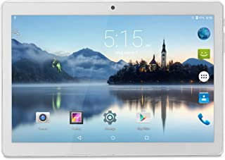 Wecool Tablet Android 8.1 [GMS Certified], 10 inch Unlocked 3G Phablet,1GB+16GB Storage,Tablet PC with Dual Sim Card Slots, Dual Cameras,OTG, WiFi, Bluetooth,GPS