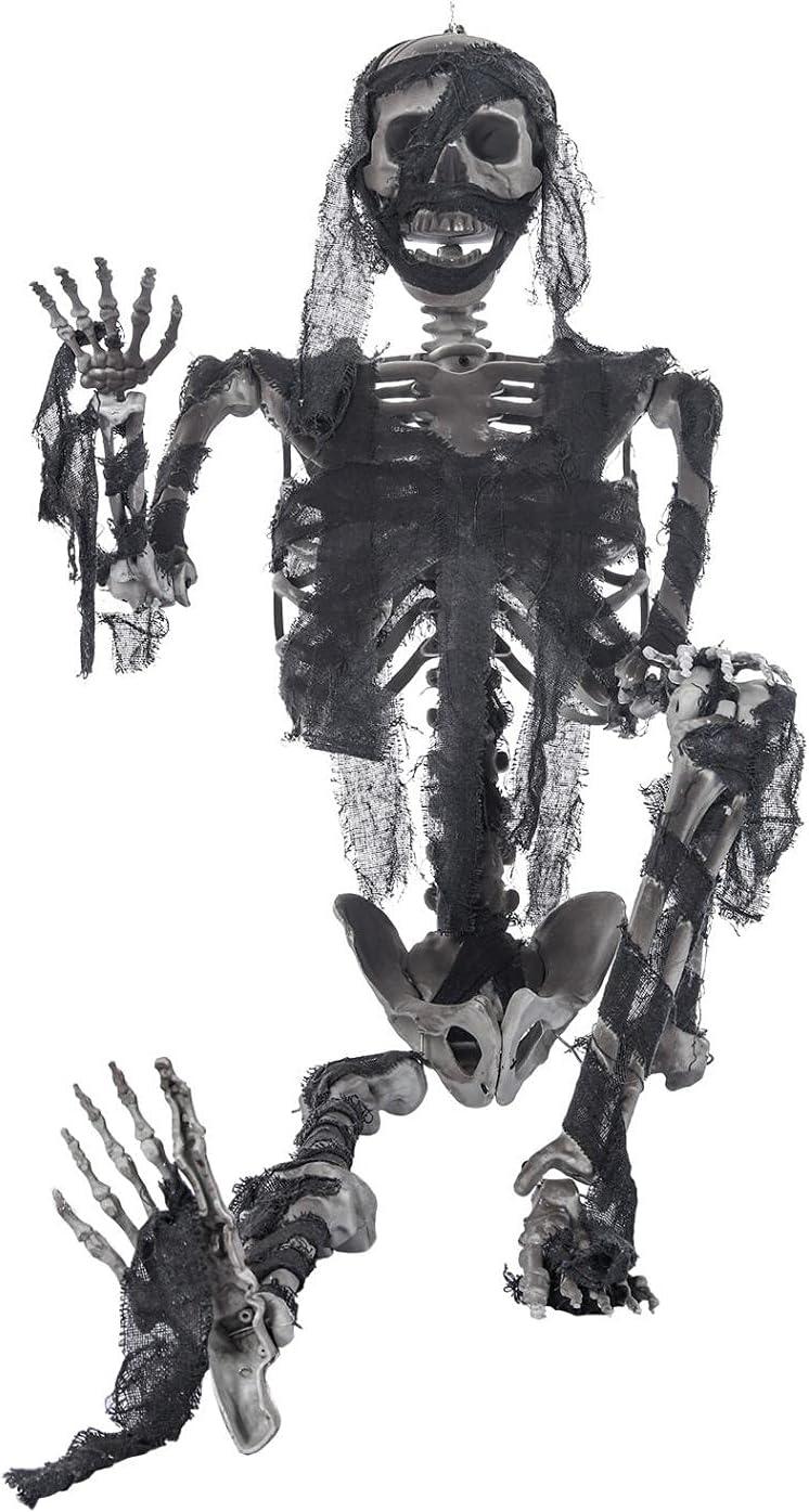 FartPeach Giant Skeleton 5.4 Virginia Beach Mall feet - 2021 Halloween Ske Size trend rank Life