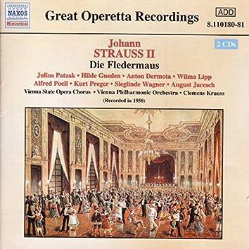 Strauss Ii, J.: Fledermaus (Die) (Vienna State Opera / Krauss) (1950)