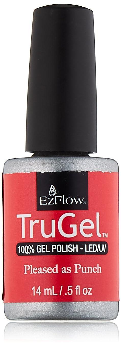 欲しいです打ち上げる配偶者EzFlow トゥルージェル カラージェル EZ-42454 プリーズアズパンチ 14ml