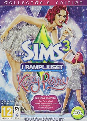 EU Import Die Sims 3 Showtime (Add-On) Katy Perry Collector's Edition auf Deutsch spielbar