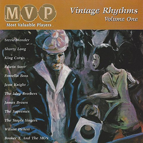 Vintage Rhythms Volume One feat. Stevie Wonder, Shorty Long, King Curtis, Edwin Starr, Fontella Bass, Jean Knight, The Isley Brothers, The Supremes a.m.m.