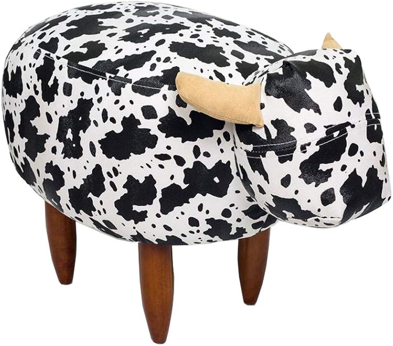 GAIXIA-Sofa stool Personality shoes Stool Creative Home Small Sofa Chair Simple Fashion Living Room Bench 54x33x32cm
