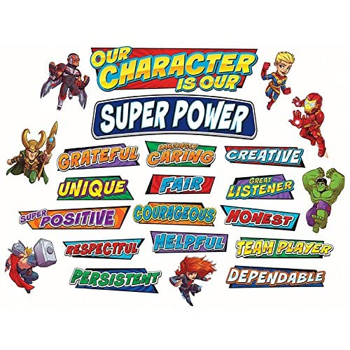 Superhero Classroom Decor Amazon Com